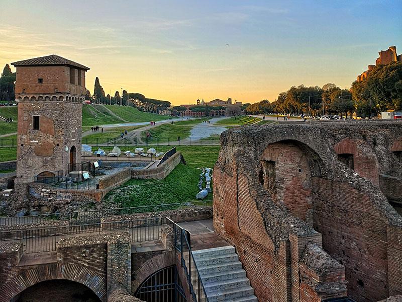 Circus Maximus in Rome
