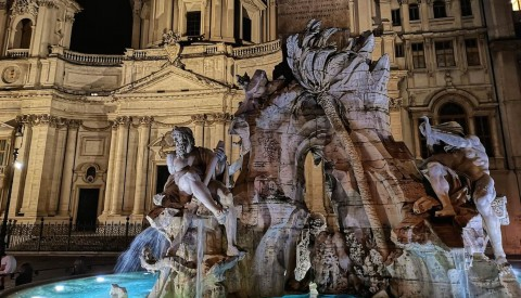 Rome Night Tour by Car: The Magic of the Eternal City - image 3