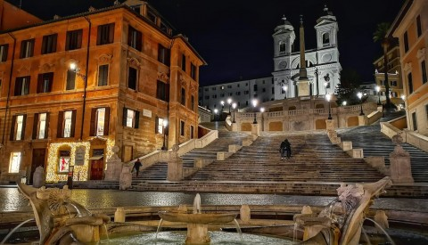 Discover why the Spanish Steps might be the world's most beautiful staircase