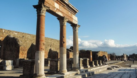 Pompeii Day Trip from Rome by Fast Train and Car Service - image 2