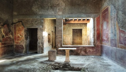 Let our expert guide bring Pompeii to life