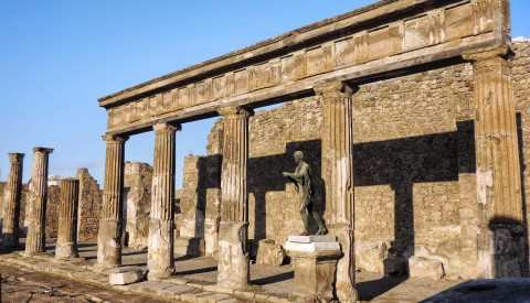 Pompeii Tour & the Archeological Museum of Naples - image 3