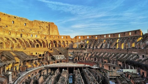 Private Tour of the Colosseum with Roman Forum & Palatine Hill 3hrs - image 3