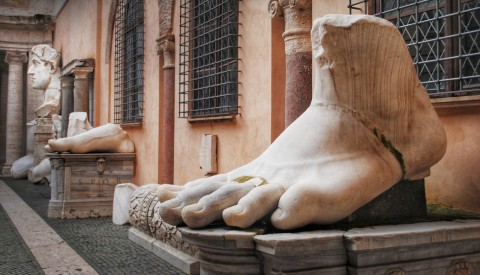 VIP Capitoline Museums Private Tour - image 1