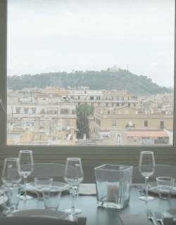 Roman Dinner with Cooking Class & Wine