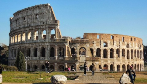 Enjoy incredible views of the Colosseum from the best vantage points