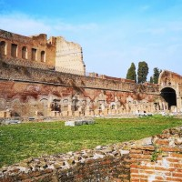 Find out how the history of Rome began on the Palatine Hill