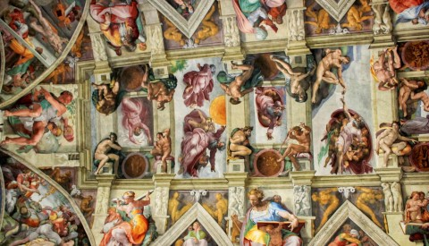 Experience the incredible sight of the Sistine Chapel after hours