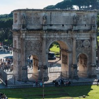Learn all about the Arch of Constantine and its role as imperial propaganda