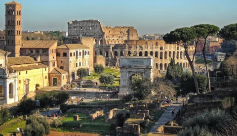 Discover why the Palatine hill was antiquity's most exclusive neighbourhood