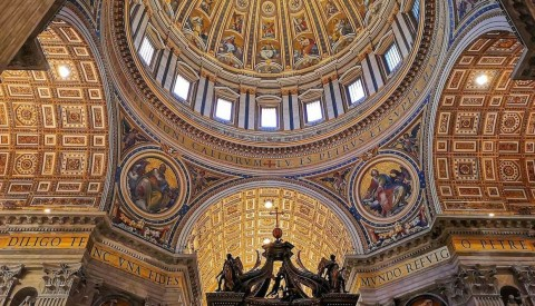 Private Experience: Sistine Chapel, Vatican Museums & St. Peter's Basilica - image 1