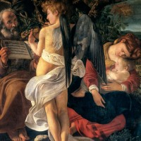 Discover fabulous paintings like Caravaggio's Rest on the Flight to Egypt