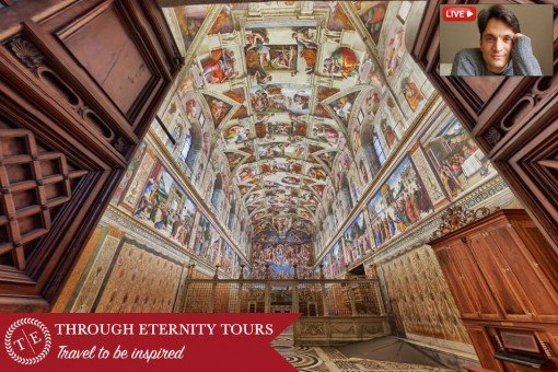 Sistine Chapel Virtual Tour: The Genius of Michelangelo