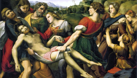 Find out how Raphael's extraordinary Deposition made its way to the gallery thanks to an audacious theft