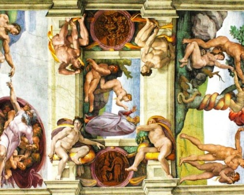 An Introduction to the Sistine Chapel: Michelangelo, the Origins of the Sistine Ceiling and the 'Warrior-Pope' Julius II