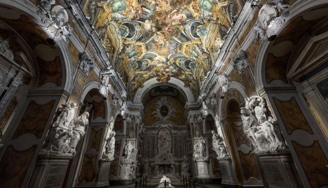 Sansevero Chapel Virtual Tour: Art and Alchemy in Baroque Naples - image 2