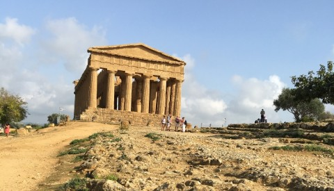 Agrigento Virtual Tour: The Valley of the Temples - image 1